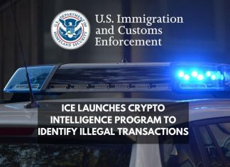 ICE Launches Cryptocurrency Intelligence Program for Identifying Illegal Transactions