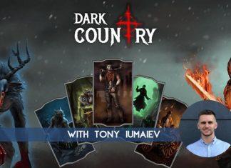 ShardTalk: Interview with Tony Iumaiev of Dark Country