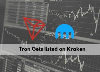 Tron Gets Listed on Kraken Exchange