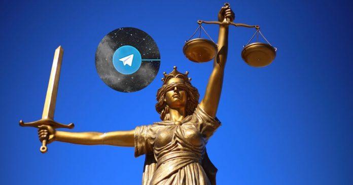 us judge rules against Telegram