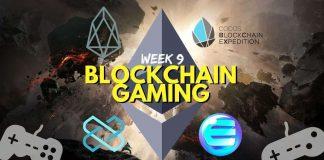 Blockchain Gaming Week 9