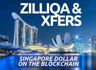 Singapore Dollars on Blockchain