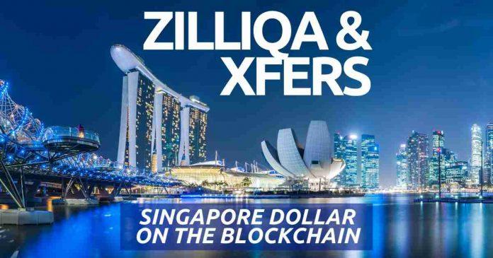 Singapore Dollars on Blockchain