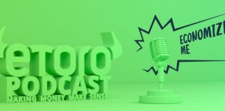 eToro launches Professional Podcast Economize Me