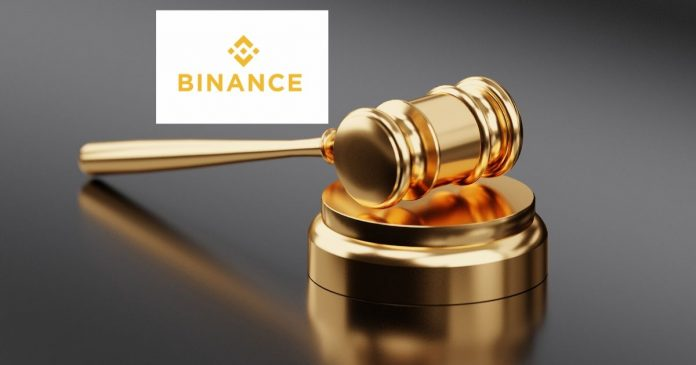 Binance faces embezzlement charges