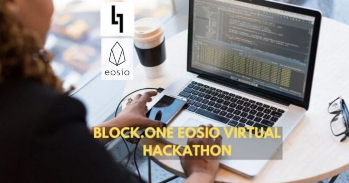 Block.one EOSIO Virtual Hackathon