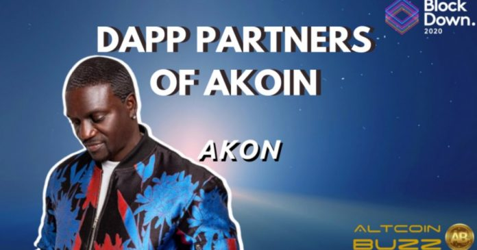 The DApps Working with Akoin