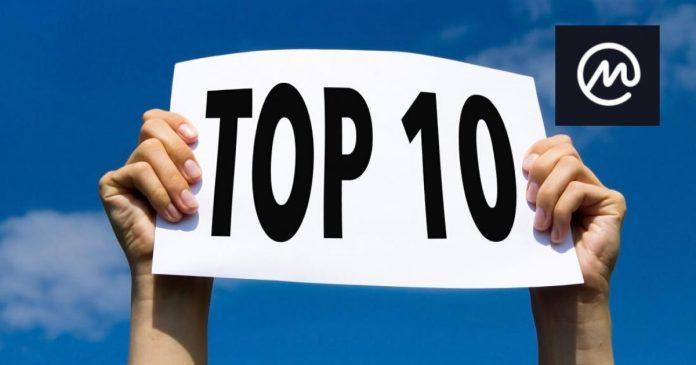 CoinMarketCap's Top 10 altcoin Gainers Q1 List