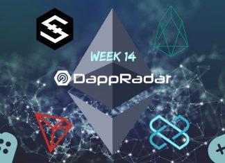 DappRadar week 14