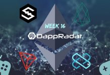 Dapp Data with DappRadar Week 16