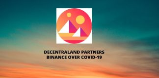 Decentraland Partners Binance over COVID-19