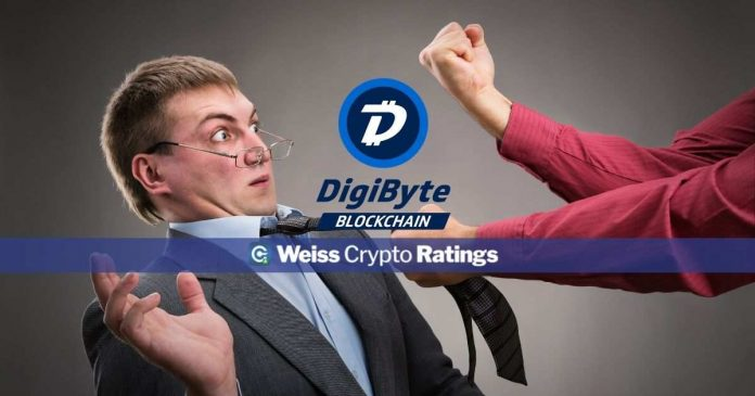 DigiByte Fights against WeissCrypto