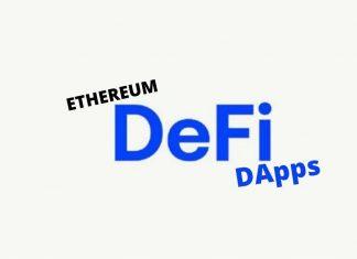 ETH DeFi DApps