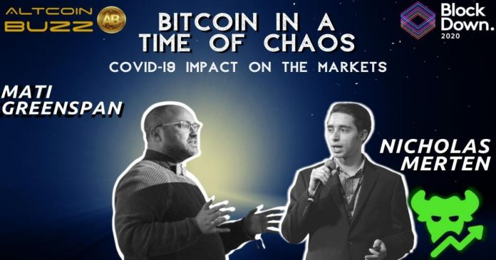 Economy & Crypto during Covid-19