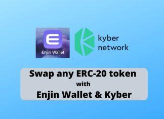Enjin Wallet Adds Token Swaps for ERC-20 Pairs