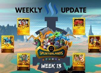 Full Steem Ahead with Splinterlands Week 13