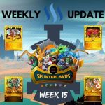 Full Steem Ahead with Splinterlands Game Week 15