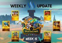 Full Steem Ahead with Splinterlands Game Week 15