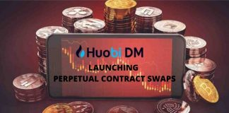 Huobi DM Launches Perpetual Contract Swaps