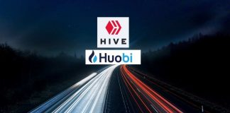 Hive is live on Huobi