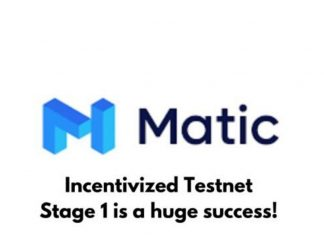 Matic Network Incentivized Testnet Stage 1 A Huge Success