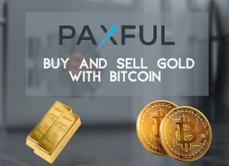 Paxful introduces Gold trading options