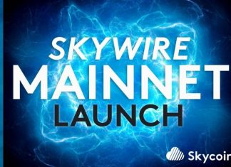 Skycoin Releases Skywire Mainnet