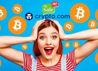 Bitcoin at 50% Discount: Crypto.com Halving Special