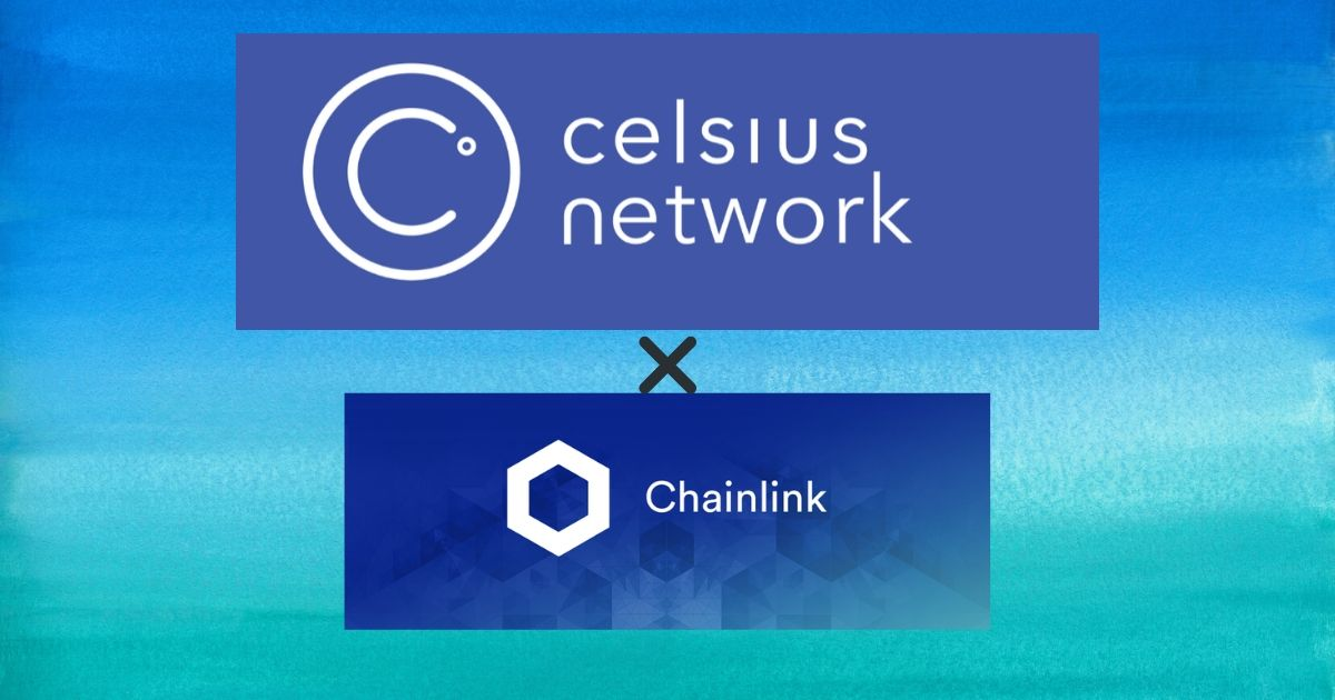 <bold>Celsius</bold> Network Partners with Chainlink