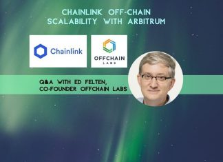 Chainlink Off-Chain Scalability with Arbitrum