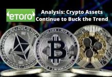 eToro Analysis Crypto Assets Continue to Buck the Trend