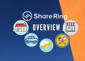 ­­ShareRing Overview: Sharing Economy Powered by DLT