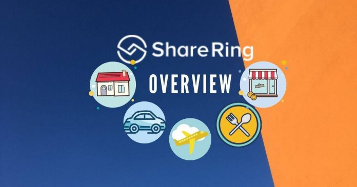 ShareRing Overview: Sharing Economy Powered by DLT