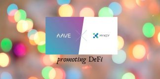 Aave Partners with MYKEY to Promote DeFi