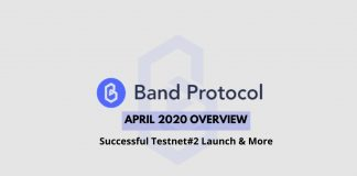 Band Protocol April Update Reviews Successful Testnet#2
