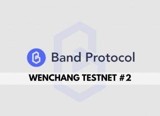 Band Protocol Wenchang testnet #2