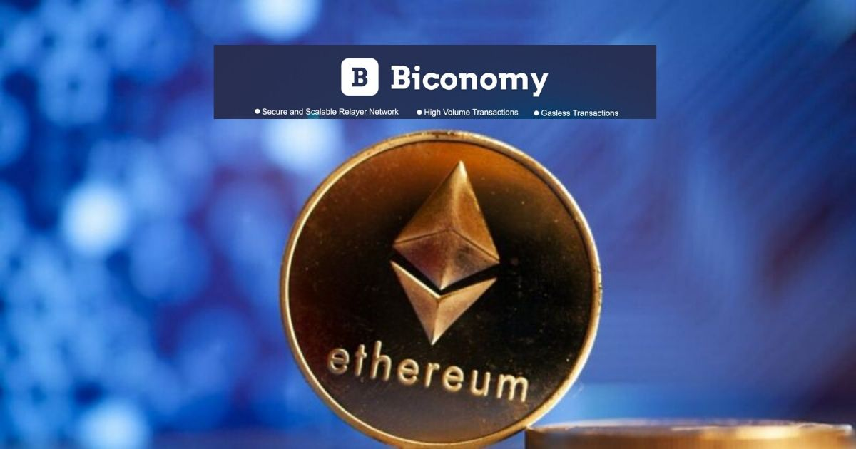 Biconomy Enables Zero Gas Fee Ethereum Transactions - Product Release & Updates - Altcoin Buzz