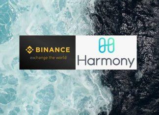 Binance savings list harmony one-min