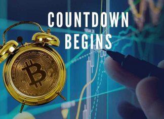 Bitcoin halving 9 days away