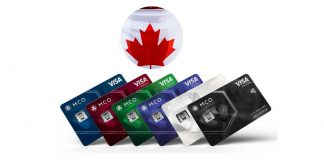Canada welcomes Crypto.com MCO Visa Card