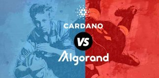 Cardano or Algorand who will replace Ethereum