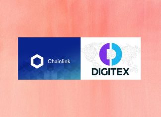 Digitex integrates Chainlink Price feeds