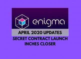 Enigma Closer to Secret Contract Launch