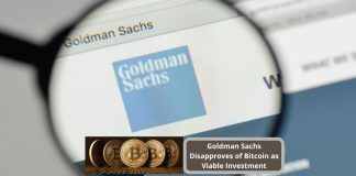 Goldman Sachs Disapproves of Bitcoin as Viable Investment