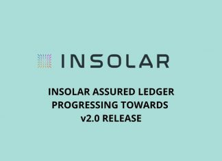 Insolar Assured Ledger Progressing Towards v2.0 Release