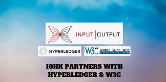 IOHK Partners with Hyperledger & W3C
