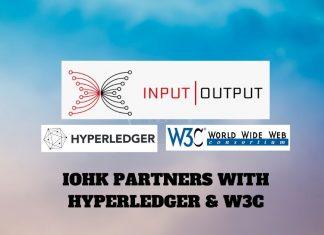 IOHK Partners with Hyperledger & W3C