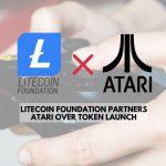 Litecoin Foundation Partners Atari over Token launch (1)