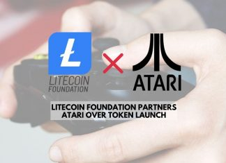 Litecoin Foundation Partners Atari over Token launch (1)