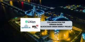 Lition Partners Sparwelt, RTL For Blockchain Energy Project